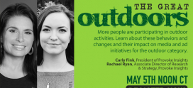 "Provoke Insights Joins RAB for ""The Great Outdoors"""